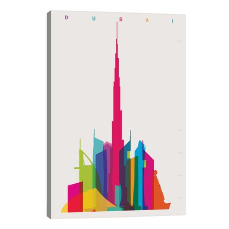 """Dubai // Yoni Alter (26""""W x 40""""H x 1.5""""D)"""