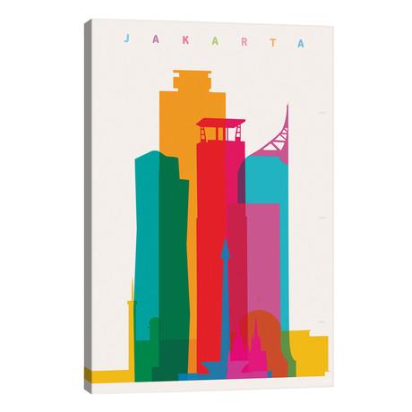 "Jakarta // Yoni Alter (26""W x 40""H x 1.5""D)"