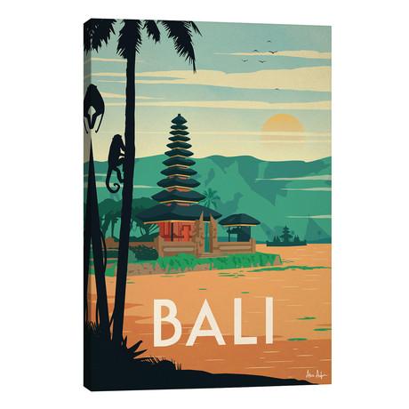 """Bali // IdeaStorm Studios (26""""W x 40""""H x 1.5""""D)"""