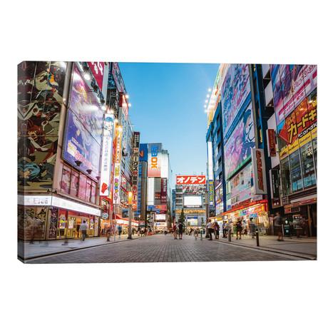 "Akihabara Electric Town, Tokyo, Japan // Matteo Colombo (40""W x 26""H x 1.5""D)"