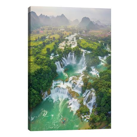 Ban Gioc Waterfall // Trung Pham