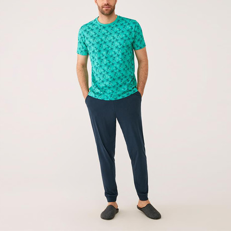 Pajama Set // Green (S)