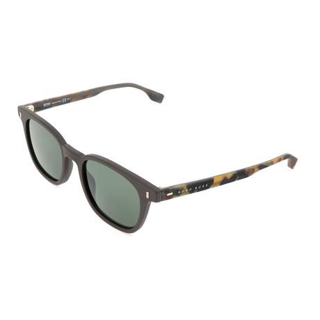 Men's 0970 Sunglasses // Matte Brown