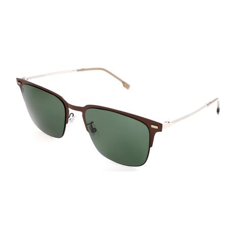 Men's 0951 Sunglasses // Matte Brown