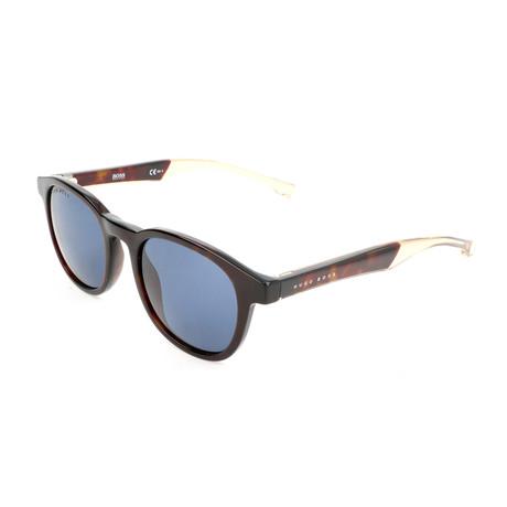 Men's 1052 Sunglasses // Dark Havana