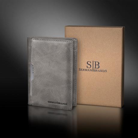5.S Wallet // Slate Gray