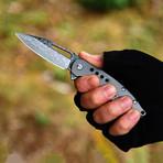 Cavalry Folding Blade