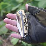 Armored Folding Blade (Bronze)