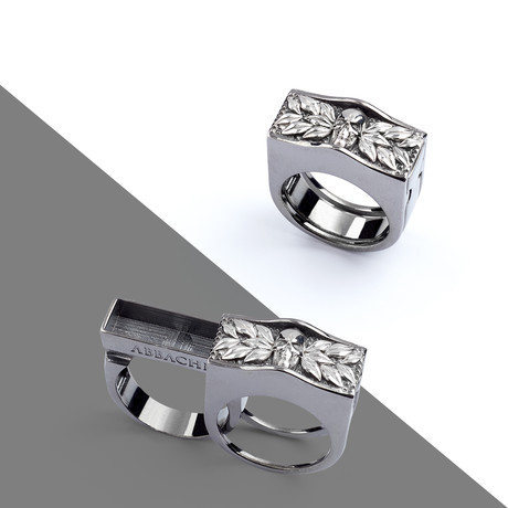 Cocoin Ring // Black (10)