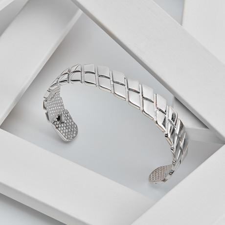 Bracelet // Matte Silver (XS)