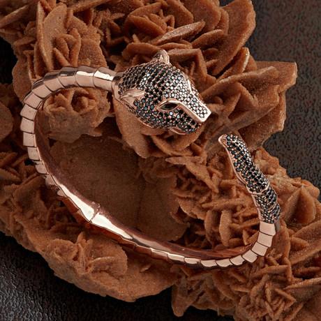 Panther Bracelet // Rose (XS)