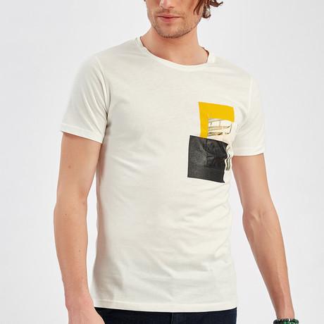 Canyon T-Shirt // Ecru (S)