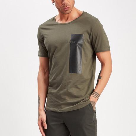 New York T-Shirt // Khaki (S)