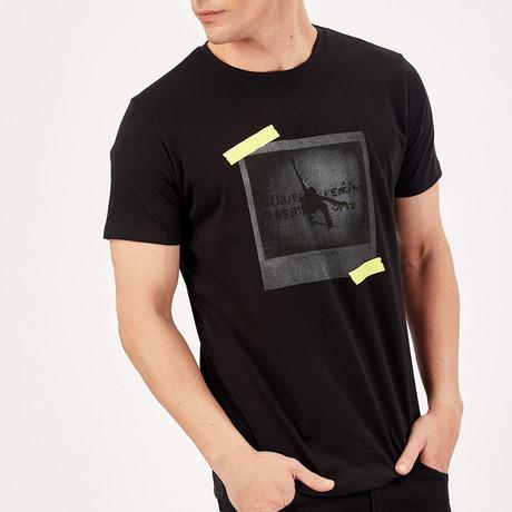 Skate T-Shirt // Black (S)