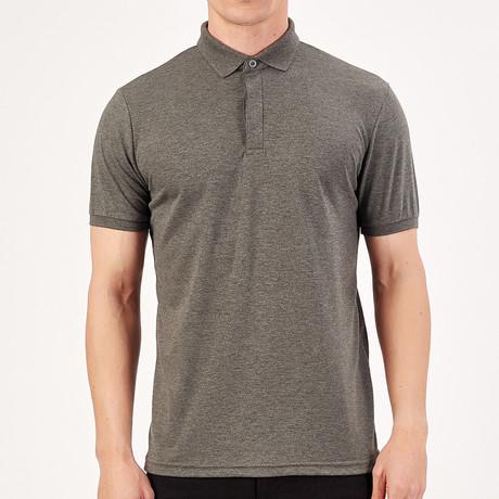 T-Shirt // Anthracite Melange (S)