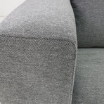 Foldable Sofa // Charcoal