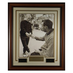 Arnold Palmer + Jack Nicklaus // Lost Bet // Facsimile Signature Display