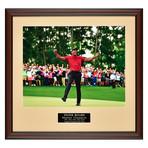 Tiger Woods // Roars