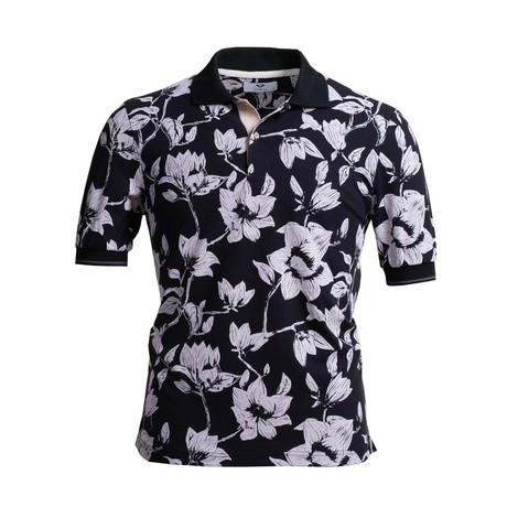 Tom Polo Shirt // Black (S)