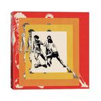 "Futbol Graphics // Hemingway Design (26""W x 26""H x 1.5""D)"