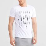Graphic T-Shirt // White (XL)
