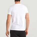 Sailboat T-Shirt // White (L)