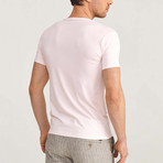 Worldwide Adventure T-Shirt // Salmon (S)