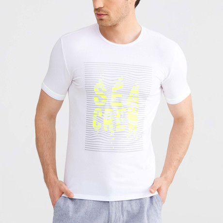 Sea Crew T-Shirt // White (S)