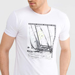 Worldwide Adventure T-Shirt // White (2XL)