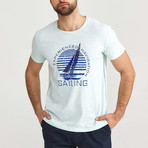 Experienced Navigation Sailing T-Shirt // Mint (S)