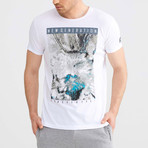 New Generation Forever Free T-Shirt // White (L)