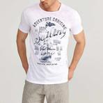 Adventure Cruising T-Shirt // White (XL)