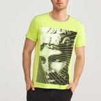 Freestyle T-Shirt // Neon Green (L)