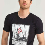 Worldwide Adventure T-Shirt // Black (XL)