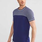 Cole T-Shirt // Navy (XL)