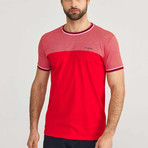 Cole T-Shirt // Red (L)