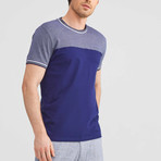Cole T-Shirt // Navy (L)