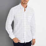 Danny Button-Up Shirt // White (Small)