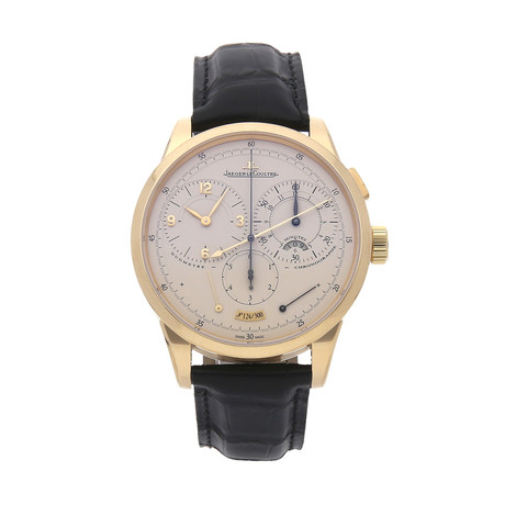 Jaeger-LeCoultre Duometre Chronograph Manual Wind // Q6011420 // Pre-Owned