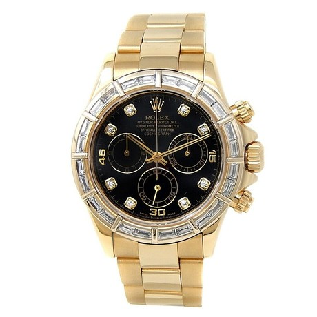 Rolex Daytona Cosmograph Automatic // 116568 // P Serial // Pre-Owned