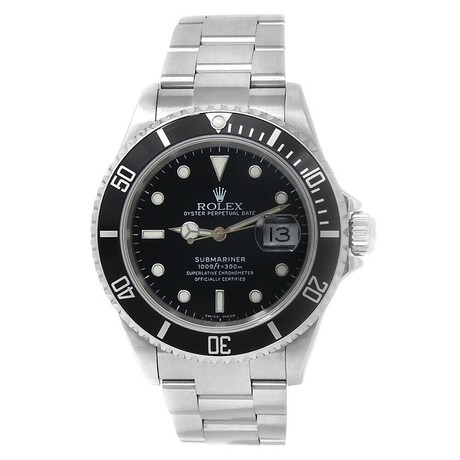 Rolex Submariner Automatic // 16610 // Y Serial // Pre-Owned