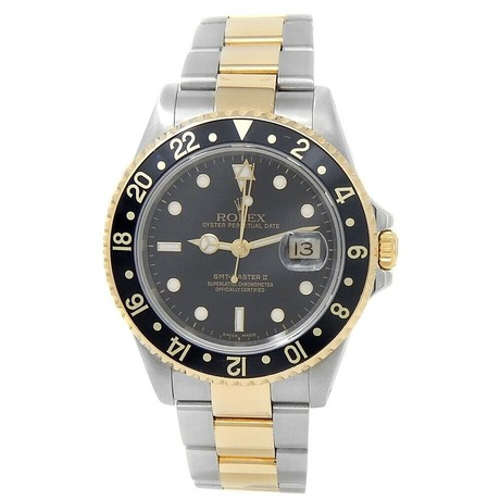 Rolex GMT-Master II Automatic // 16713 // Y Serial // Pre-Owned