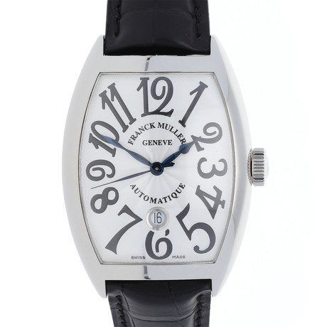 Franck Muller Cintree Curvex Automatic // 8880 B SC DT AC // Pre-Owned