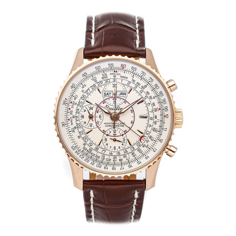 Breitling Montbrillant Datora Chronograph Automatic // R2133012/G624 // Pre-Owned