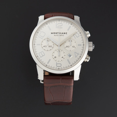 Montblanc Timewalker Chronograph Automatic // 9671 // Pre-Owned