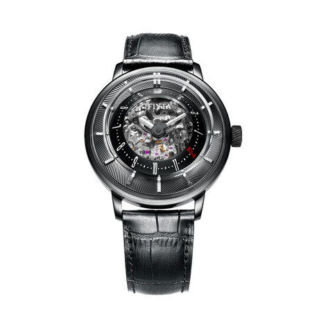 Fiyta 3D-Time Modern Watch Automatic // GA8606.BBB