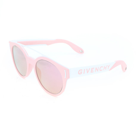 Men's 7017 Sunglasses // Light Pink