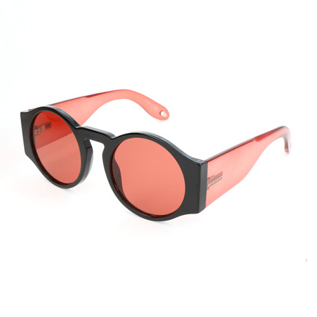 Women's 7056 Sunglasses // Black + Pink