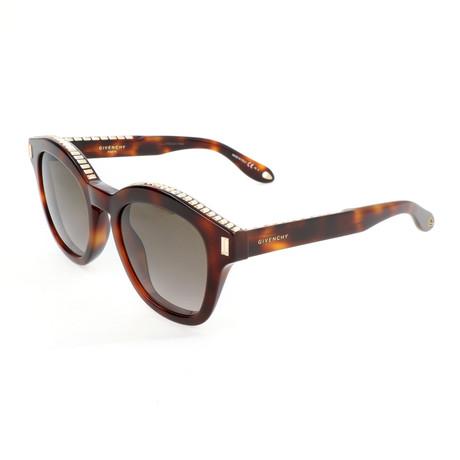 Women's 7070 Sunglasses // Dark Havana