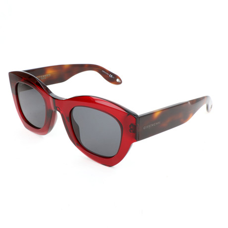 Men's 7060 Sunglasses // Dark Havana + Red